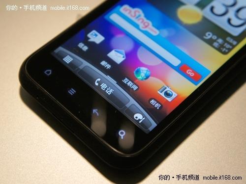 4�计�+800W像素HTC Incredible S售3300