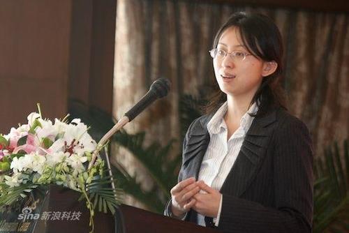 上海贝尔高级方案架构师邓琦