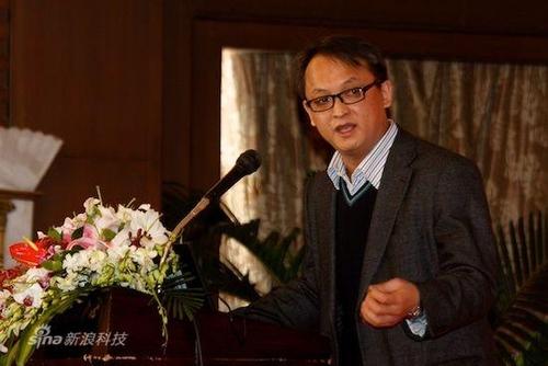 天脉聚源传媒执行总裁尹逊钰