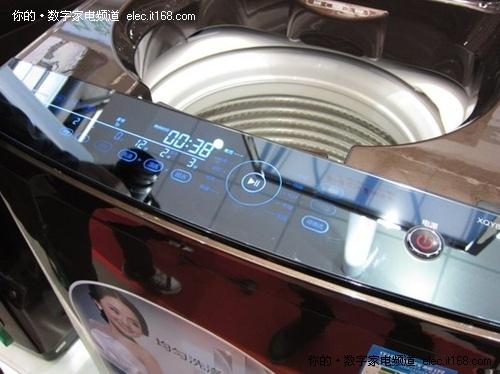 海尔匀动力洗衣机成低碳家庭必备之选