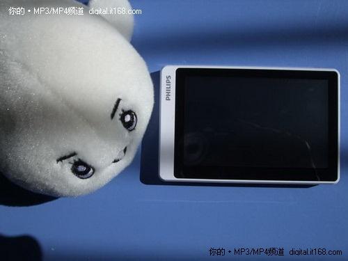 网友试用 飞利浦白色MP4新品SA080测评