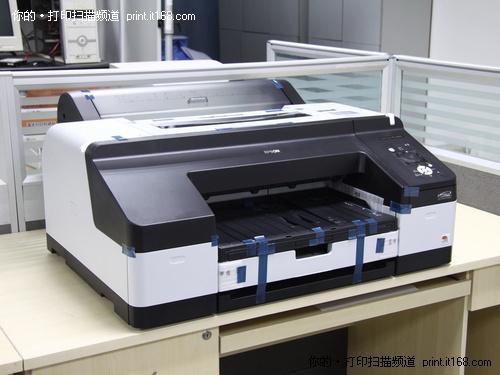 桌面级的11色A2打印机