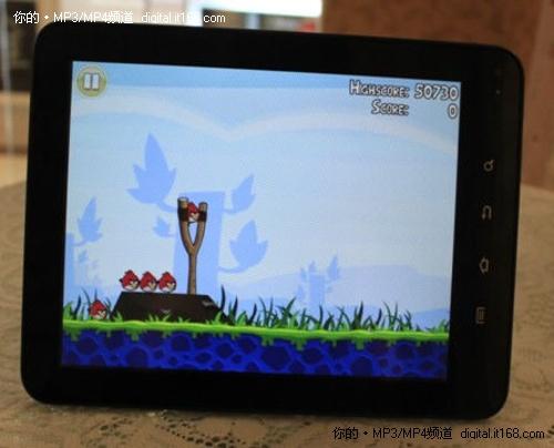 鸟车终级娱乐 山水智能平板M10玩乐随心