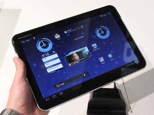 摩托罗拉Xoom将推WCDMA版本 售价5500起