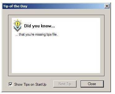 轻松一下 罕见的Windows错乱表现十二条