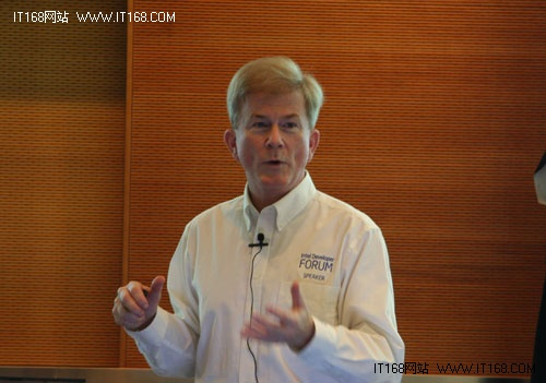 IDF2011课程:并行计算面临的挑战和机遇