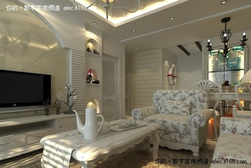 2011装修必看 108款客厅装修效果图欣赏