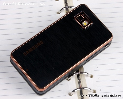 双屏翻盖商务手机三星w799仅售价5800元