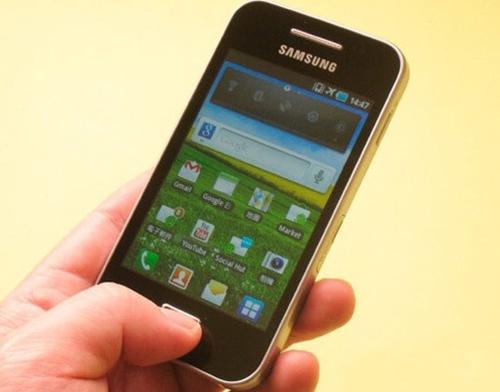 三星s5830手机软件_三星S5830手机内存显示已满