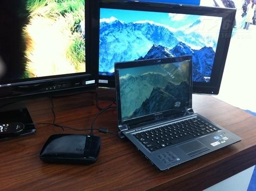 D-Link联手IntelIDF展出新无线显示设备