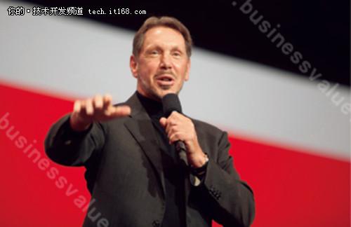 Oracle的野心有多大?