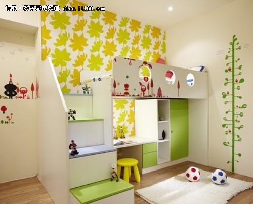 30款兒童房裝修效果圖賞