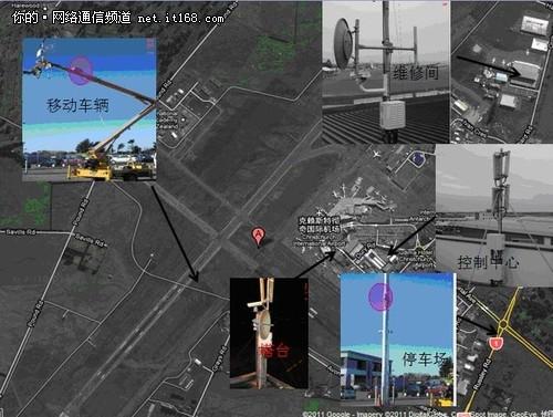 新西兰国际机场部署strix无线视频监控