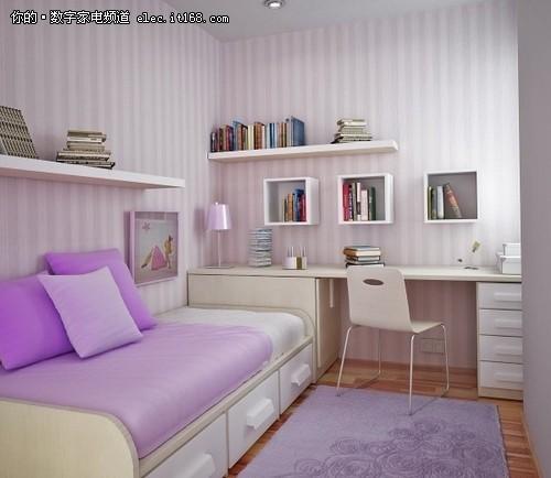 二三十平小居室装修效果图赏八-精致华丽 多款小户型-