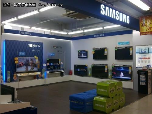 三星SmartTV引导智3D的实用路线v路线宝视频桃图片