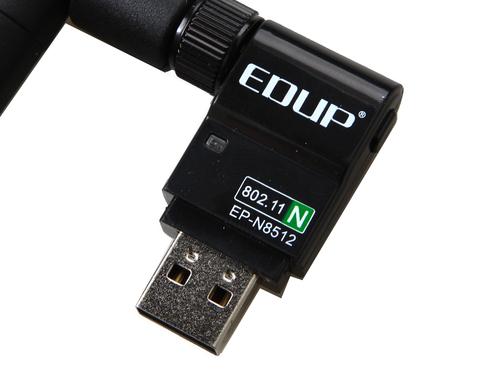 EDUP MS8512无线网卡评测