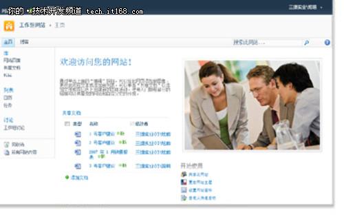 云中的SharePoint—SharePoint Online