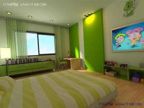 让卧室更出彩 39款梦幻主义装修效果图