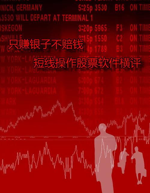 只赚银子不赔钱 短线操作股票软件横评