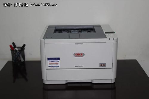 OKI B431dn激光打印机开箱图赏