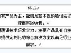 中国专网视频通讯市场现状分析报告