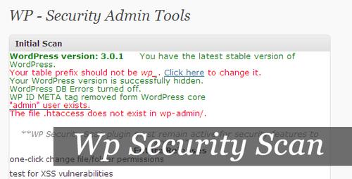 可保护WordPress网页安全的十个插件