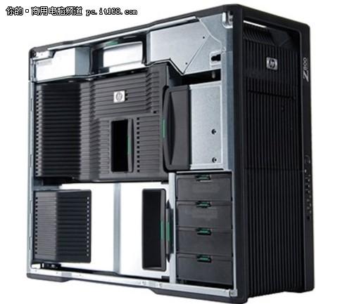 HP Z800工作站斩获德国红点设计奖
