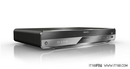 飞利浦BDP9600 3D蓝光播放机震撼上市