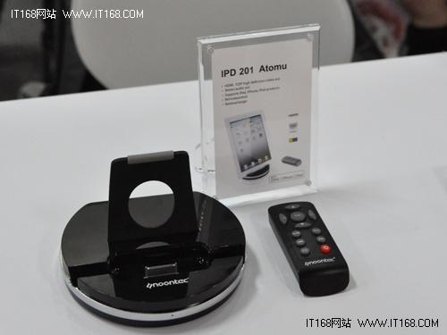 COMPUTEX2011:续航保证iPhone背部电源