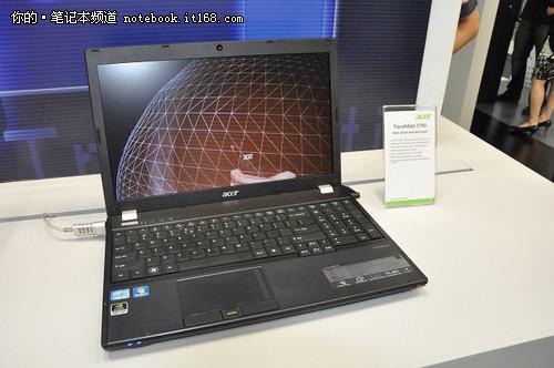 computex2011:acer展台笔记本新品亮相
