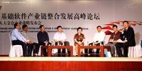 中国基础软件产业链整合