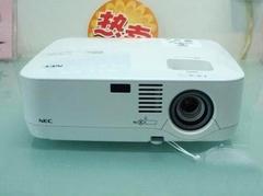 双重过滤,三倍防尘 NEC NP430C售6499
