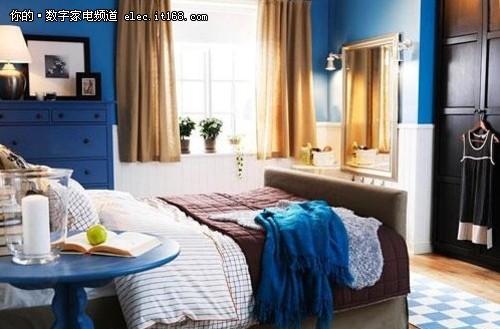 36款宜家风格卧室装修效果图19
