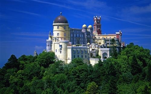 win 7主题复古风 带你领略绝美欧洲城堡
