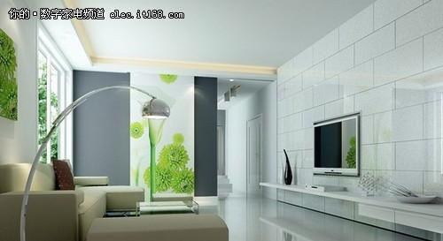 现代简约风格客厅造型天花板七-现代简约风格