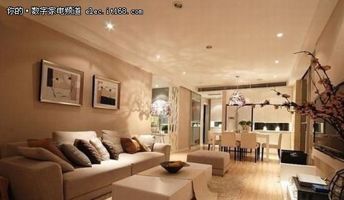 客厅天花板装修效果图赏