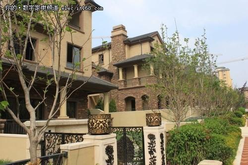 探索富人区 36张图片解析别墅豪华装修