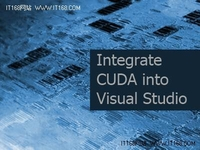 GPU并行编程:如何创建一个CUDA应用程序