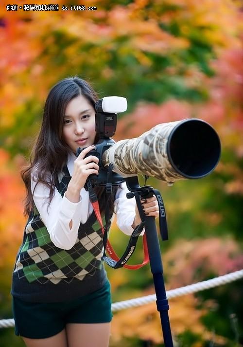 黑老外巨炮日中国美女_美女,脚架,长焦巨炮,拍摄荷花必需品