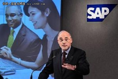 李艾科称惠普无力收购SAP