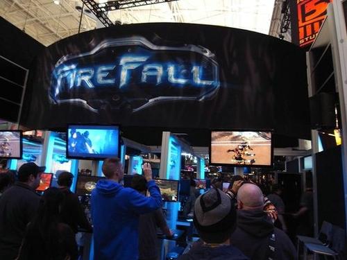今年CJ 中国玩家将可首次试玩firefall