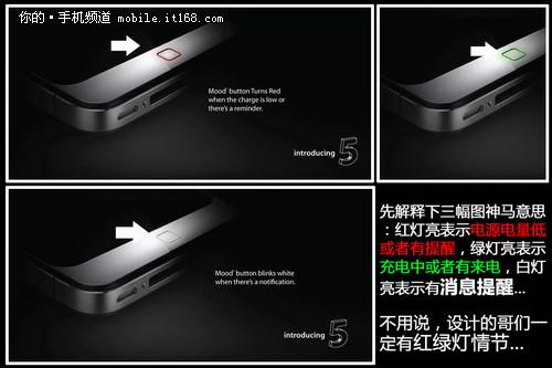 天马行空不靠谱 网友眼中iPhone 5(二)
