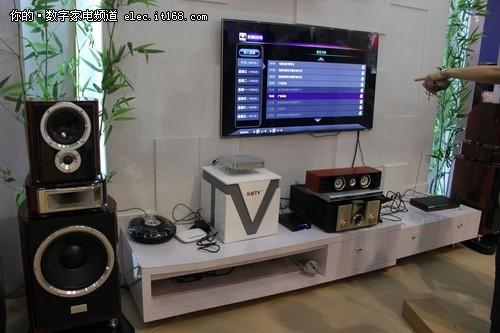 直击CES2011:乐视TV发布云视频超清机