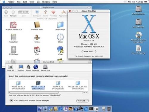回顾苹果Mac OS的前世今生(三)