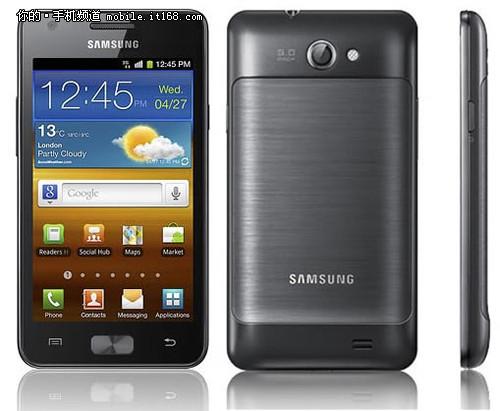 价格更亲民 三星双核GalaxyZ行货将上市