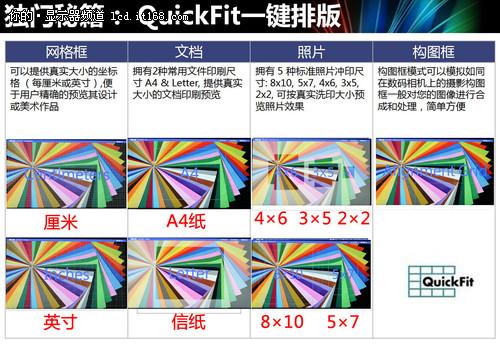 独门秘籍: QuickFit一键排版解析
