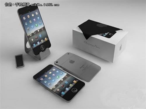 iPhone 5又有新消息 脸部识别功能加入