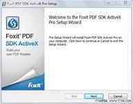 Foxit PDF SDK ActiveX 4.0 正式发布