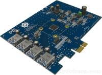 四口方案到位 VIA USB 3.0主控终获认证