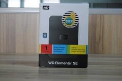 WD2.5英寸1TB原装移动硬盘限量促销499